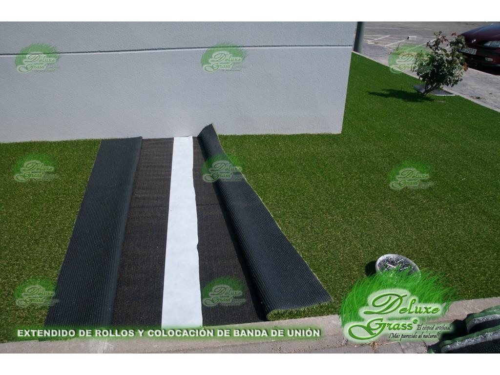 Cesped artificial para jardin ideal para perros y - Jardin para perros ...